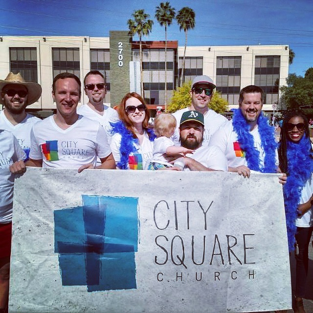 City Square Pride