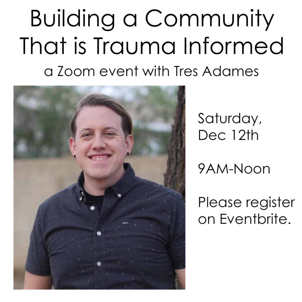 Building a Community That is Trauma Informed